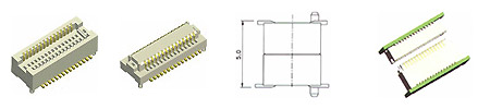 0.5 mm Board To Board Connector-5.0H