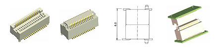 0.5 mm Board To Board Connector-6.0H