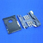 SIMM Card-ASIMMP-P0610BT00